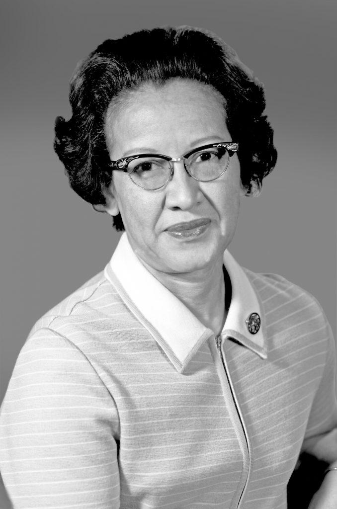 Headshot of NASA's Katherine Johnson